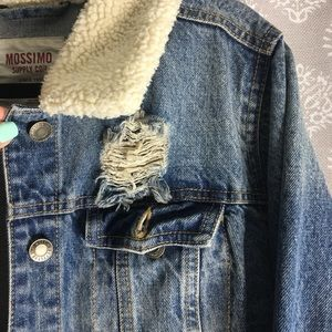 Mossimo Supply Co. Jackets & Coats - Target denim jacket